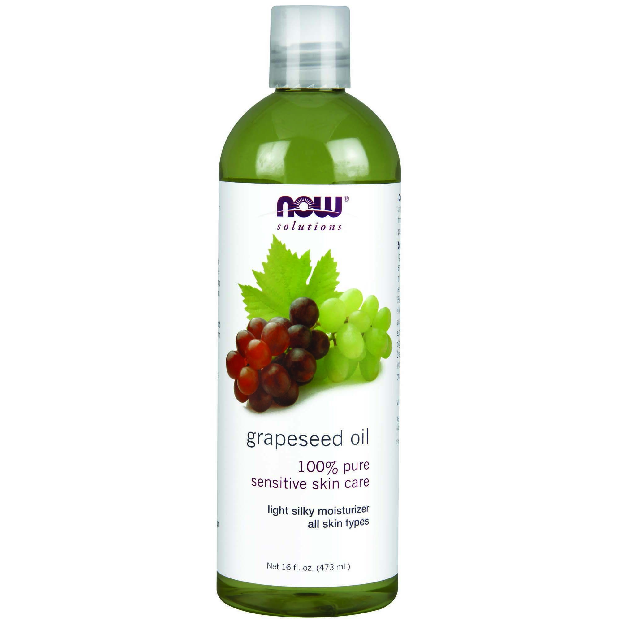 GNC NOW® GRAPESEED OIL 葡萄籽油 (16fl.oz)