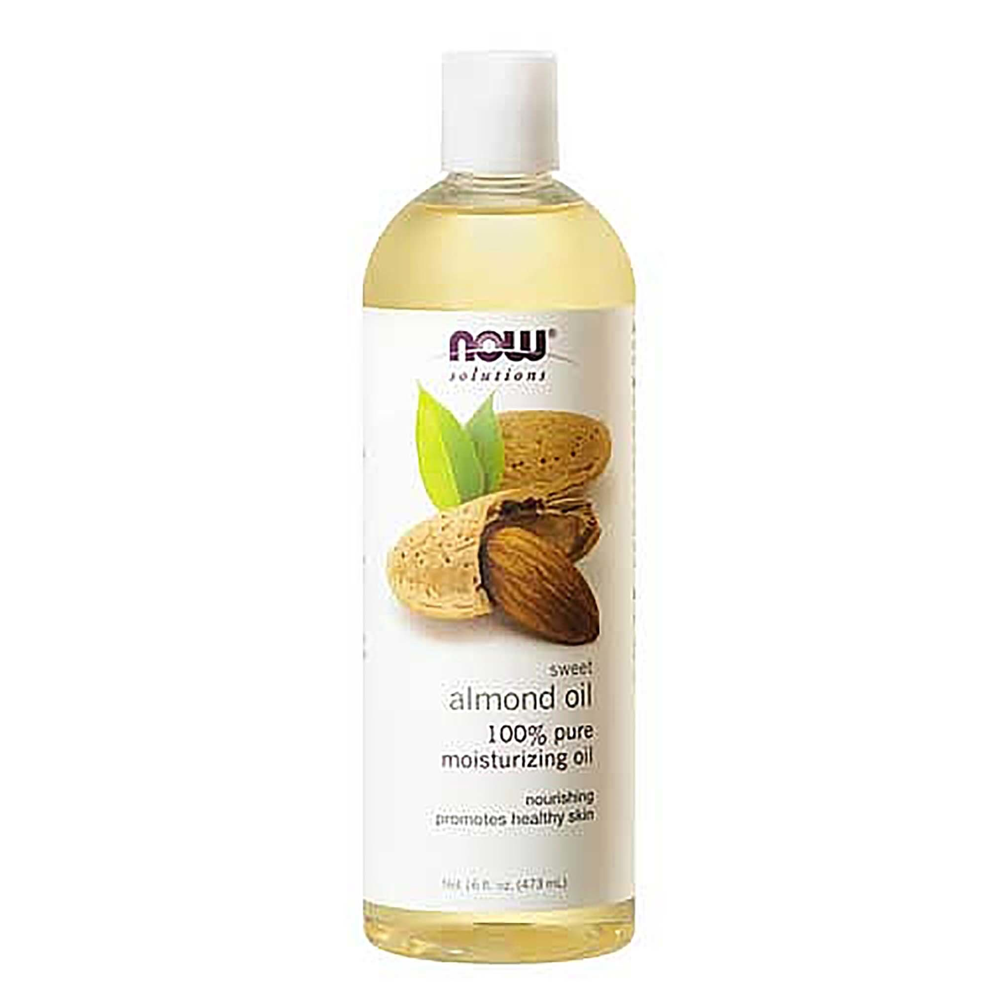 GNC NOW® ALMOND OIL 甜杏仁油 (16fl.oz.)