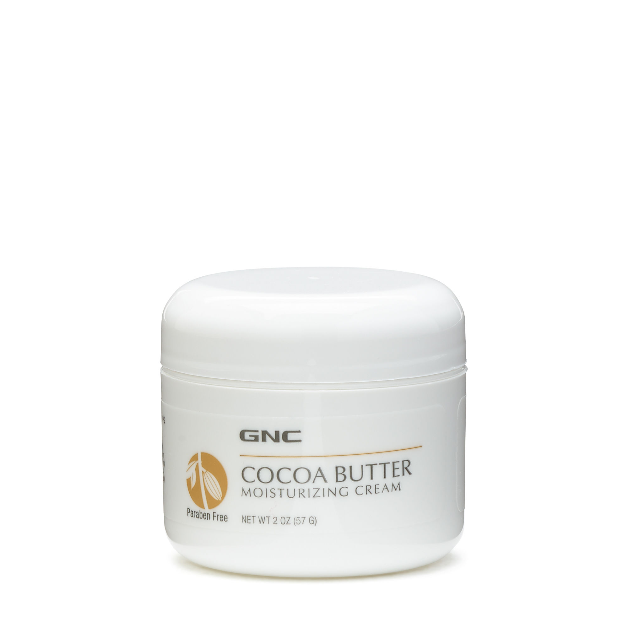 GNC COCOA BUTTER MOISTURIZING CREAM 可可脂保濕潤膚霜 (2oz)