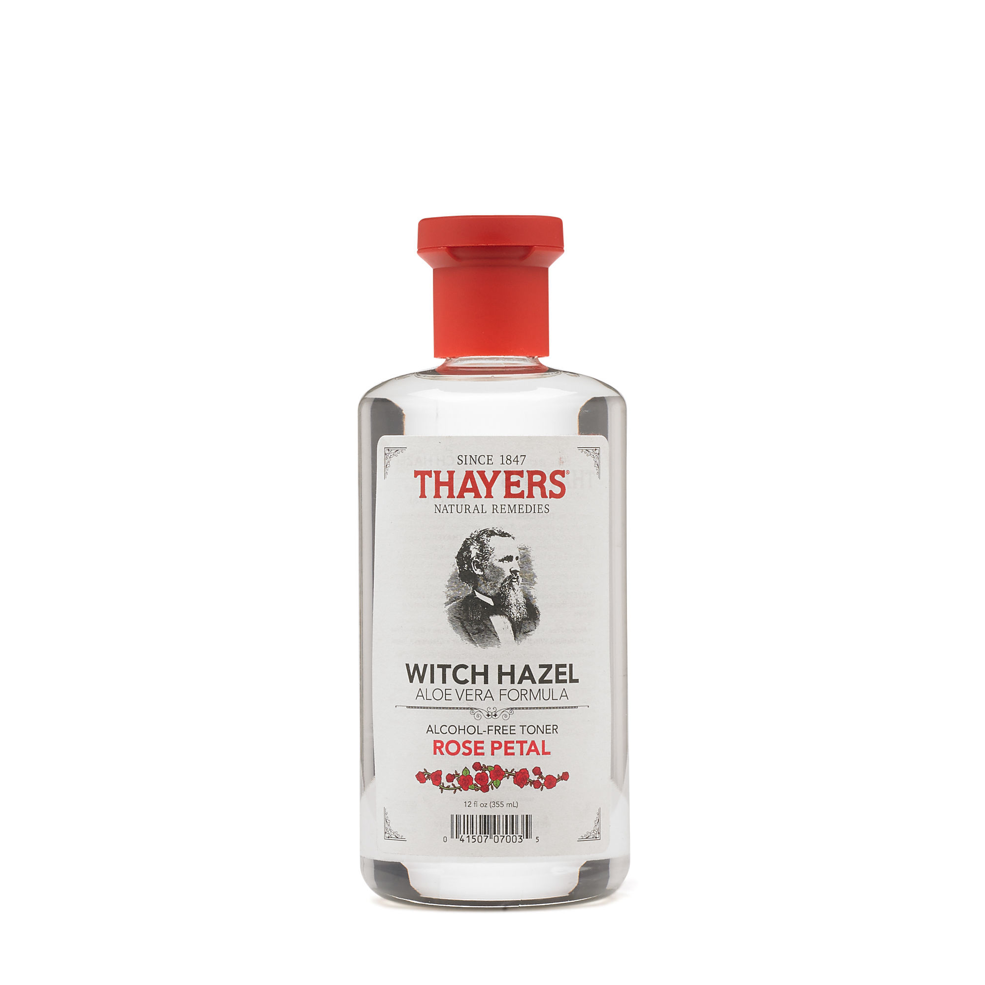 GNC THAYERS® WITCH HAZEL 金縷梅爽膚水 (12fl.oz)