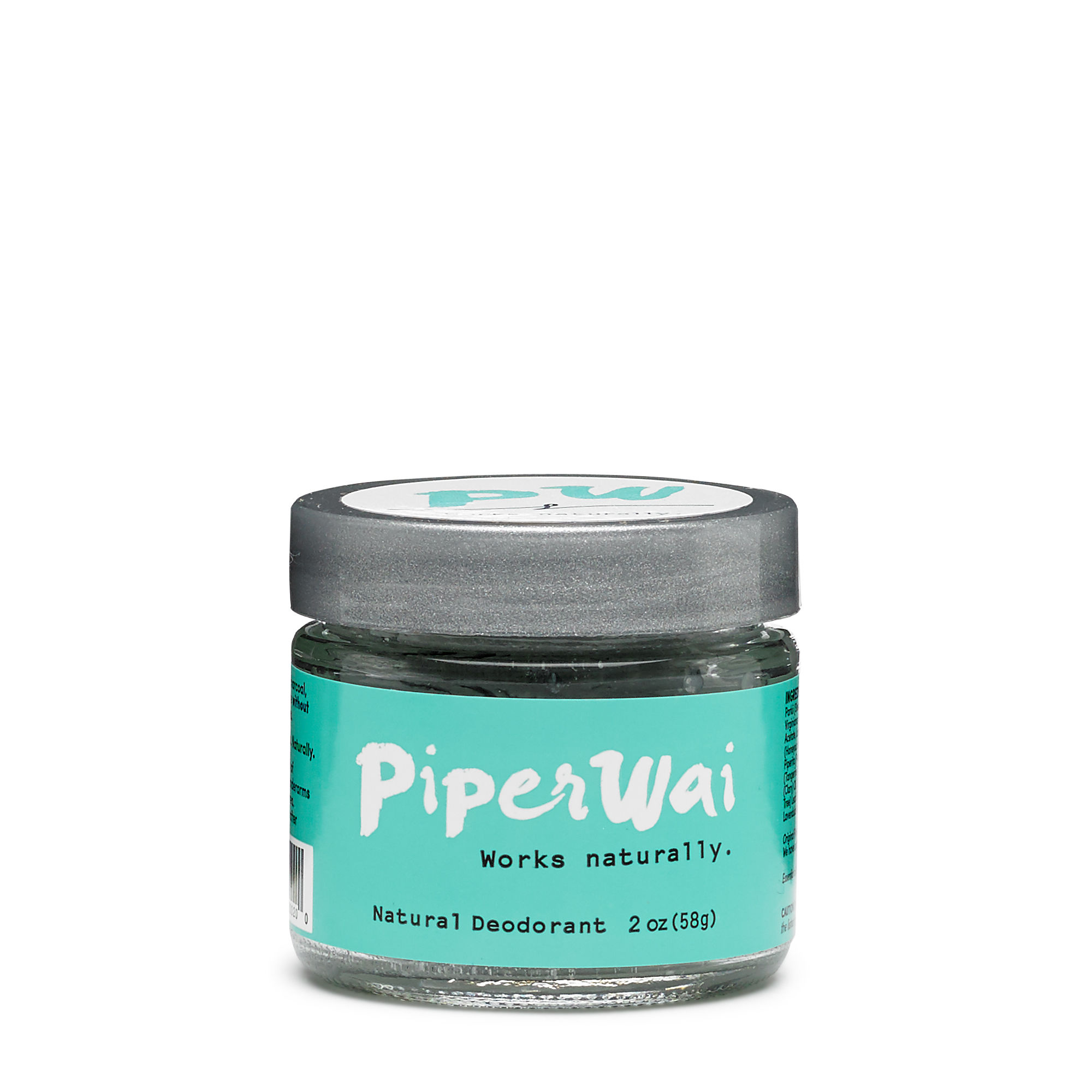 GNC PIPERWAI NATURAL DEODORANT 天然除臭劑 (2oz)