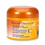Avalon Vitamin C Oil-Free Moisturizer 維它命C清爽回春乳霜 (2oz jar)