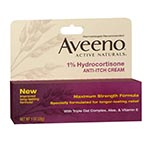 Aveeno Maximum Strength Anti-Itch Cream 止癢乳霜 (1oz)