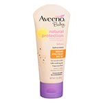Aveeno Baby Natural Protection Lotion SPF50 (3oz)
