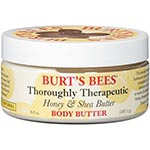 [�P�P�~]Thoroughly Therapeutic Honey & Shea Butter Body Butter ����O���� (6.6oz)