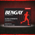 BenGay Ultra Strength Pain Relieving Cream 酸痛膏 (4oz*2)