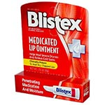 Blistex Medicated Lip Ointment 藥用護唇膏 (0.21oz)