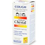 Boiron Children's Chestal Honey Homeopathic Cough Syrup (8.45oz)
