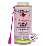 California Baby I Love You Bubble Bath (13oz)
