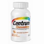 Centrum Multivitamin, Chewable 可嚼式善存維它命 (100粒)