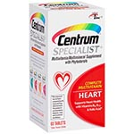 Centrum Specialist Heart Multivitamin 降膽固醇綜合維他命 (60粒)