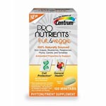 Centrum ProNutrients, Fruit & Veggie 水果蔬菜保健品 (50粒)