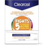 Clearasil Stubborn Acne Control 5 in 1 Spot Treatment Cream 痘痘走開乳霜-透明 (1oz)