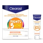 Clearasil Stubborn Acne Control 5in1 Concealing Cream 成人專用除痘膏-膚色 (1oz)