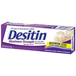 Desitin Maximum Strength Original Diaper Rash Paste (4oz)