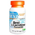 Doctor's Best Best L-Carnitine Fumarate 855mg 左旋肉堿富馬酸鹽 (180粒)
