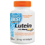 Doctor's Best Lutein with FloraGlo 20mg 專利葉黃素+玉米黃質 (60粒)