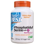 Doctor's Best Phosphatidyl Serine 100mg 磷脂酰絲氨酸 (120粒)