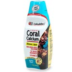 Drinkables Liquid Coral Calcium, Vanilla 珊瑚鈣香草口服液 (33oz)