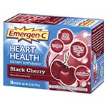 Emergen-C Heart Health, Black Cherry (30pkt)