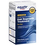 Equate Hair Regrowth for Men 5% 男性專用生髮液 (2oz*3, 3個月份)