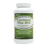 GNC Calcimate Plus 800 鈣+維它命D (240粒)