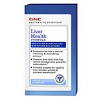 GNC Preventive Nutrition Liver Health Formula 保肝 (90粒)