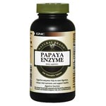 GNC Natural Brand Papaya Enzyme 木瓜酵素 (600粒)