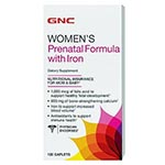 GNC Women's Prenatal with Iron 媽媽專用維他命 (120粒)