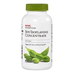 GNC SuperFoods Soy Isoflavone Concentrate 豆類黃酮濃縮物 (90粒)
