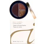 Jane Iredale Cream to Powder Eyeliner - Black/Brown Plus 眼線膏