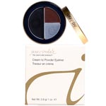 Jane Iredale Cream to Powder Eyeliner - Black Plus 眼線膏 (0.1oz)