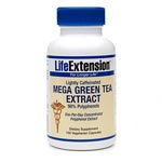 Life Extension Mega Green Tea Extract 綠茶 (100粒)