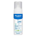 Mustela Bebe Foam Shampoo for Newborns 妙思樂新生貝貝泡沫香波 (5.1oz)