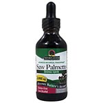 Nature's Answer Saw Palmetto Berries Extract 鋸棕櫚萃取液 2000mg (2oz)<有機酒精>