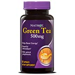 Natrol Green Tea 500mg 綠茶 (60粒)