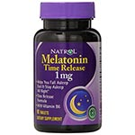 Natrol Melatonin 1mg, Time Release (90粒)