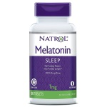 Natrol Melatonin 1mg, Time Release (90粒) (限用大固)