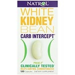 Natrol White Kidney Bean Carb Intercept 澱粉中和劑 (120粒)