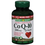 Nature's Bounty Q-Sorb Co Q-10 200mg 輔酶Co Q10 護心臟 (80粒)