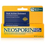 Neosporin Plus Pain Relief Maximum Strength Ointment 皮膚抗菌止疼特效膏 (1oz)