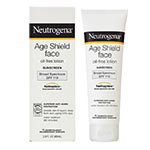Neutrogena Age Shield Face Sunblock, SPF110 露得清抗氧緊膚臉部曬乳 (3oz)