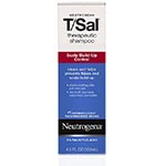 Neutrogena T-Sal Therapeutic Shampoo Scalp 香波頭皮專用洗髮精 (4.5oz)