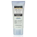 Neutrogena Ultra Sheer Dry-Touch Sunblock SPF100+ 露得清清爽防曬乳 (3oz)