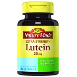 Nature Made Lutein, 20mg 葉黃素 (30粒)
