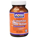 Now Foods Stabilized Acidophilus Three Billion (180��)