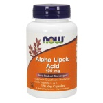 NOW Foods Alpha Lipoic Acid 100mg 硫辛酸 (120粒)