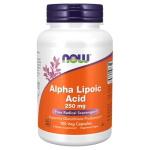 NOW Foods Alpha Lipoic Acid 250mg, Vcaps 硫辛酸 (120粒)