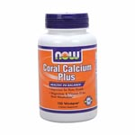 NOW Foods Coral Calcium Plus 天然沖繩珊瑚鈣 (100粒)