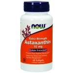 NOW Foods Astaxanthin Extra Strength 10mg 夏威夷紅藻萃取 (含蝦紅素) (60粒)